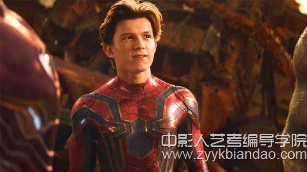 蜘蛛侠中景
