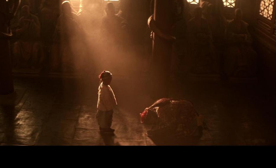 电影《末代皇帝》