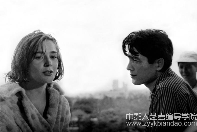电影《广岛之恋》