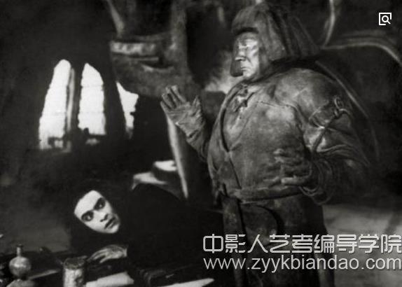 保罗.威格纳导演的《泥人哥连》(1920).jpg