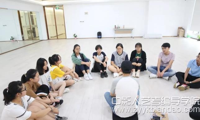中影人艺考编导学子