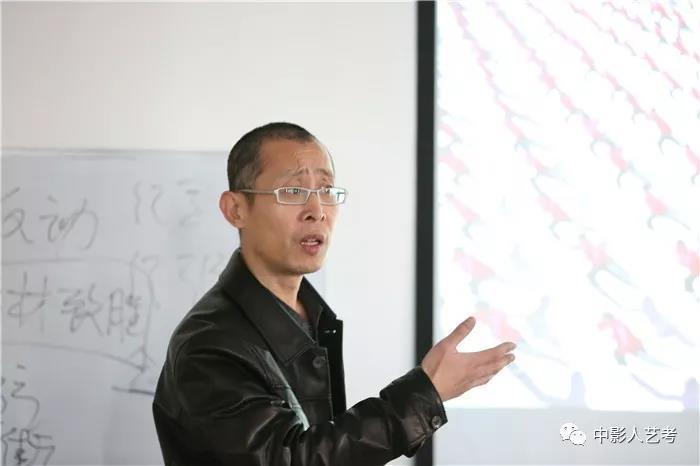 中影人艺考编导学院院长李瑞