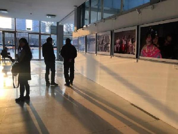 北京电影学院摄影展