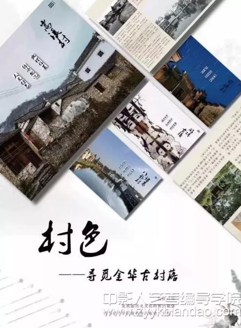 浙传获奖作品《村色——寻觅金华古村落》.jpg